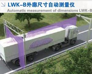 Automatic measurement of dimensions LWK-B